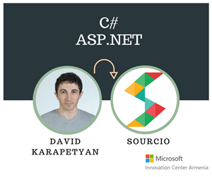 Our students – good employees/David Karapetyan