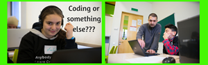 What should children learn – coding or turning on the computer?