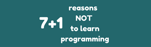 7 + 1 reasons 'NOT' to learn programming in Armenia