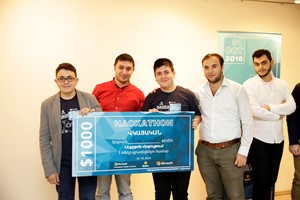 Telecommunications Hackathon 2016