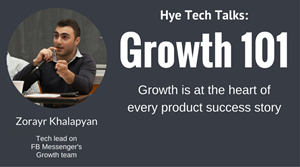 Growth is at the heart of every product success story