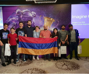 Imagine Cup is the doorway to success